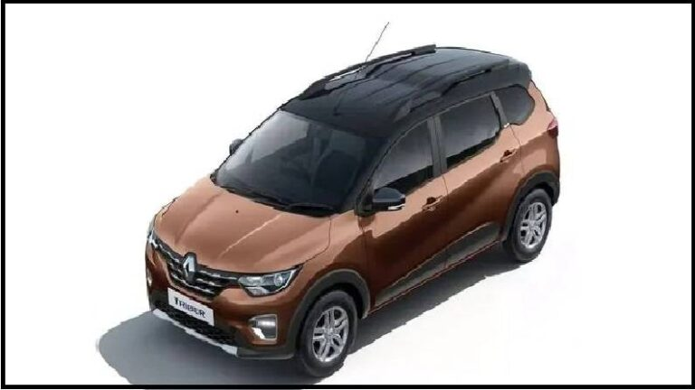 Renault 2021 Triber MPV introduced in new avatar, can bring home for only 5.30 lakh rupees