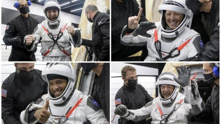 Astronauts returned to Earth after spending 167 days in the 'feeling of heaviness' space, told how it felt