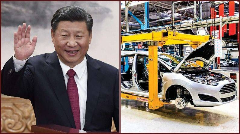 COVID-19 has increased the trouble of auto sector in India and China is celebrating happiness, know what is the reason