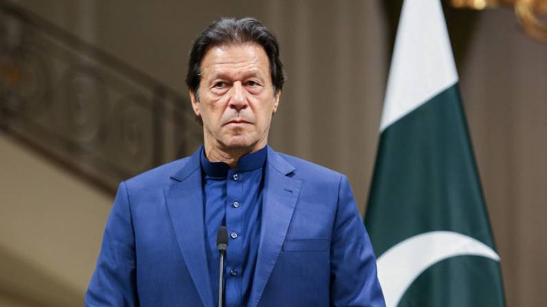 Imran Khan's insult once again: 'wrong' tweet on Israel-Palestine war, people trolled