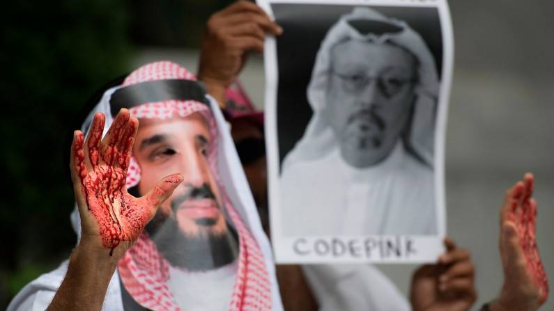Is the snow on Saudi Arabia and Turkey relations melting?  After the murder of journalist Khashogi, she was shocked
