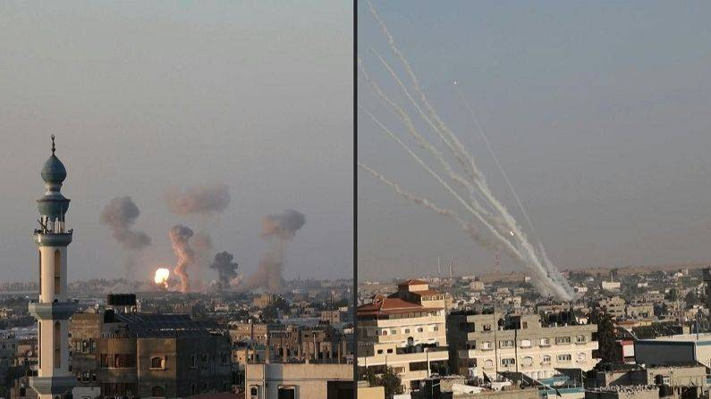 Israel-Gaza Conflict: Hamas Fires Rockets Against Israel; More Than 70 People Dead, Know What Is Controversy?