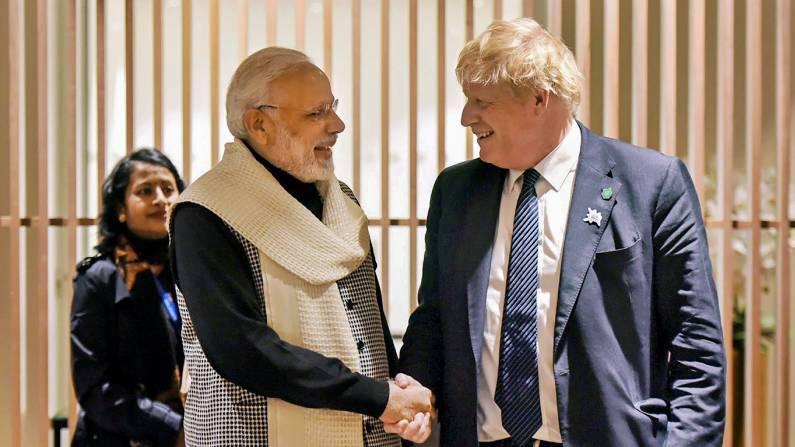 PM Modi-Boris Johnson to hold virtual summit; Britain will send 1000 ventilators to India fighting Corona before the meeting