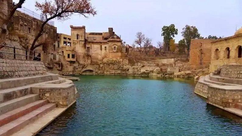 Pakistan: Administrative control of historic Katasraj temple handed over to ETPB, repairs will begin soon