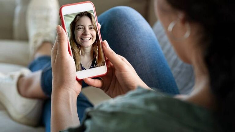 Video call of great use, is helping to overcome loneliness in corona epidemic