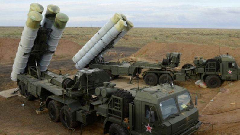 China made a new move on the border, deployed S-400 missile system near LAC, India also 'tight waist'