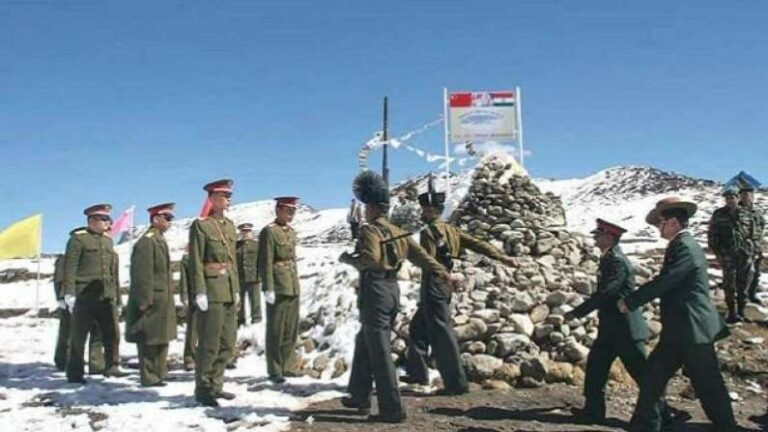 China stirred up on Indian border, deployed PLA soldiers on Tibet unit prepared near Sikkim border