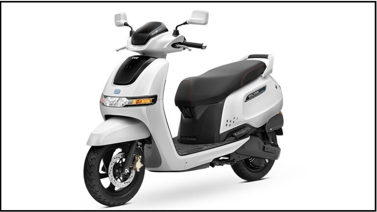 Good News: Now buy TVS iQube electric scooter for less than Rs 11,250, know what is the new price
