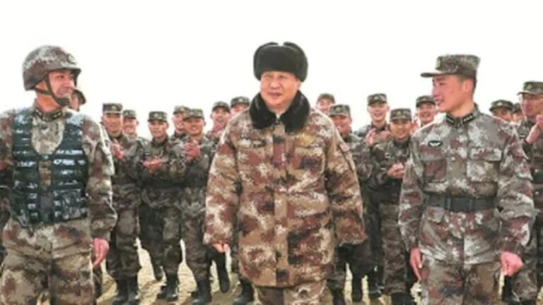 If the Indian Army increased the deployment on the border, then China got 'chilli', wrote in Global Times - 'You will be devastated on collision'