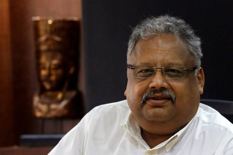Rakesh Jhunjhunwala favorite stock at new all-time high Titan stock nearly doubles in less than one year