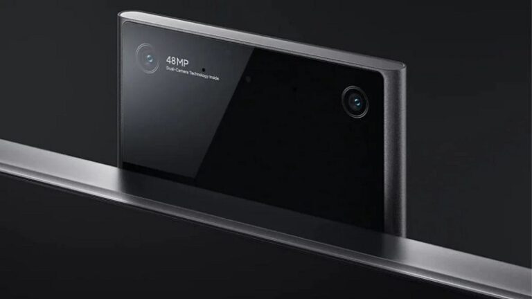 Leave the smartphone, now TV will get 48MP camera and theater-like speaker, this company is going to launch tomorrow