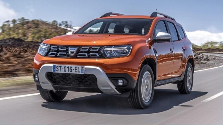 Renault Authorized Dacia Unveils 2022 Duster, Updated Design With Many Amazing Features