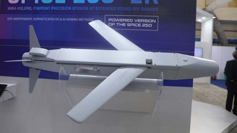 Spice 250: Israel offers latest version of 'bomb' to destroy Balakot, capable of hitting from land to sea