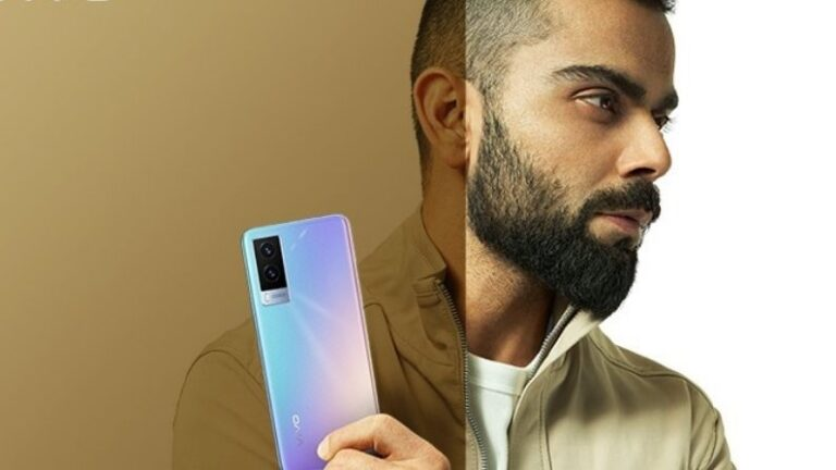 Vivo V21e smartphone launched in India with 32MP camera and very low price