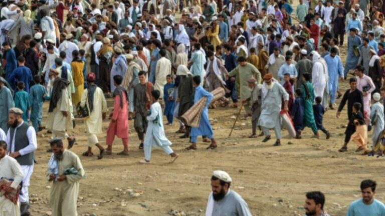Afghanistan: Worse due to violence in Afghanistan, thousands of families fled to Kabul after escaping from war areas, told their painful story