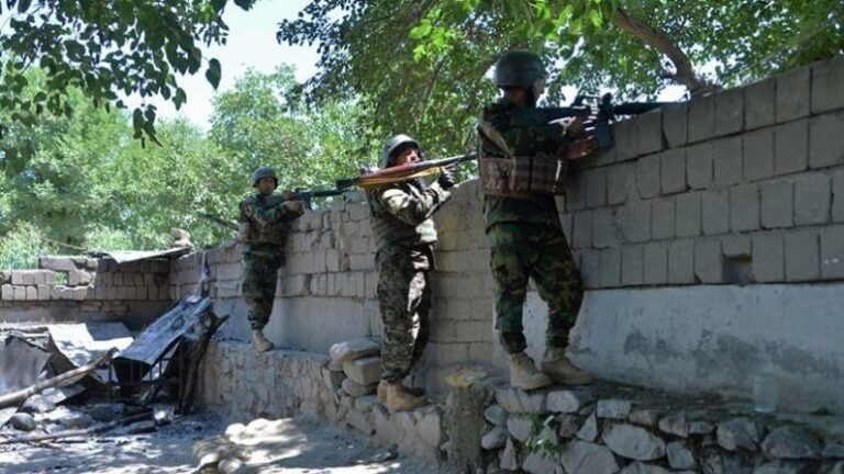 Afghanistan's army is wreaking havoc on Taliban, 967 fighters killed by security forces in four days