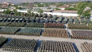Afghanistan's neighbor Tajikistan, preparing to fight with Taliban, conducted the largest exercise in history