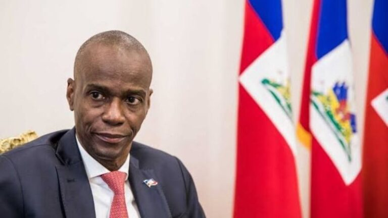 After the assassination of the President, the atmosphere of unrest in Haiti, the government appealed to America to protect