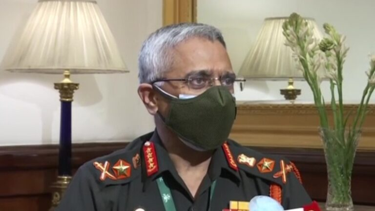 Army Chief General Naravane met Britain's CDS Sir Nicholas Carter, these issues were discussed between the two