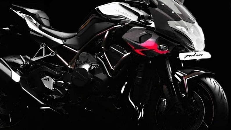 Bajaj Auto is going to launch Pulsar 250F, look such that the youth can become the first choice