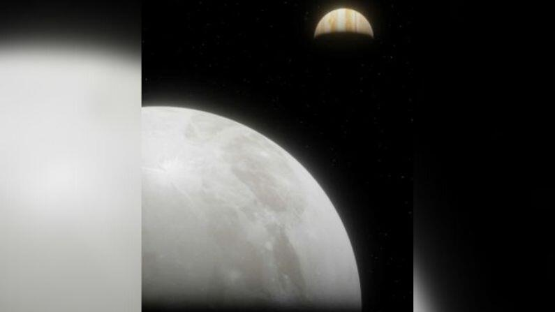 Big success in hands of scientists!  Evidence of water vapor found on Jupiter's moon Ganymede, helped by NASA's Hubble Telescope