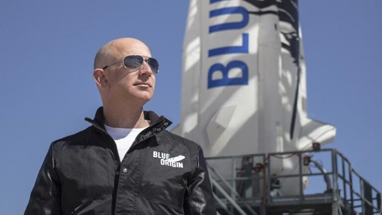 Billionaire Jeff Bezos is going to step into space on July 20, know how to watch the live telecast of the launch of Blue Origin