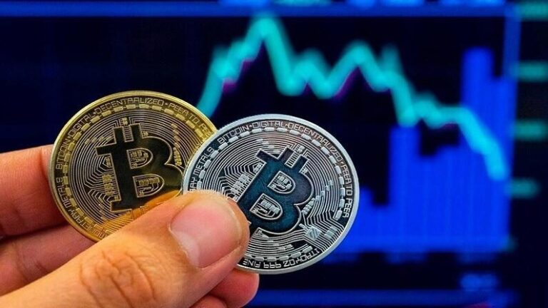 Bitcoin Price Updates: The biggest fall in the US stock market in 10 months, 7 lakh crores of cryptocurrency investors drowned