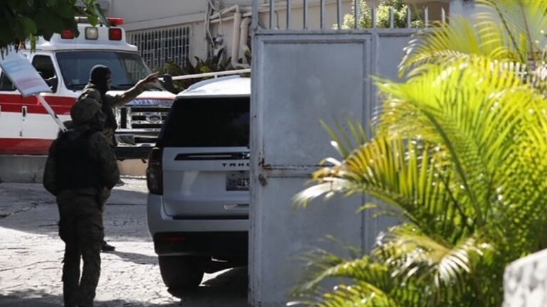 Border and airport closed in Haiti after President Jovenel Moise's assassination, government announces 'siege'