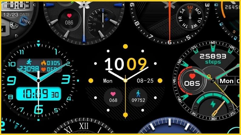 Buy this exclusive smartwatch for just Rs 3,999, the battery will last for a week on a single charge