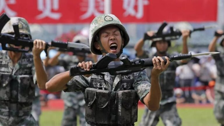 China preparing 'super soldiers' by examining the DNA of pregnant women, a sign of 'big danger' from India to America