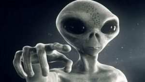 Claims of a person who calls himself a 'time traveller', Aliens will come to earth in 2022, told how it will look
