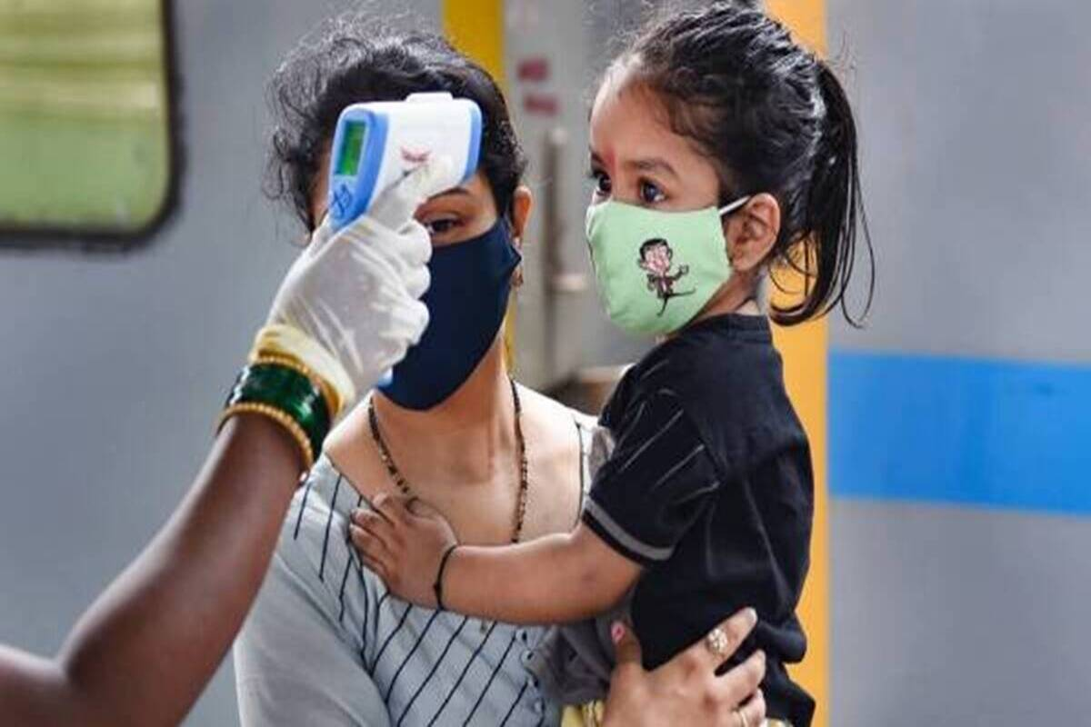 Covid-19 Vaccination for children expected to start next month says health minister mansukh mandaviya