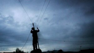 Darkness in Afghanistan's capital Kabul, Taliban blew up power lines