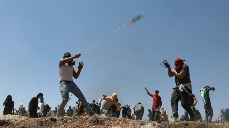 Did the West Bank 'smolder' again?  One Palestinian killed in firing by Israeli security forces during demonstrations