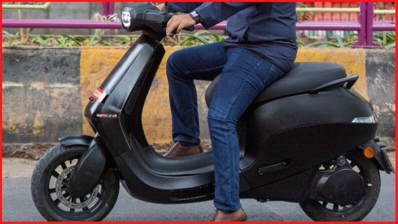 Even before the launch, OLA's electric scooter captured the market, so many people booked in 24 hours