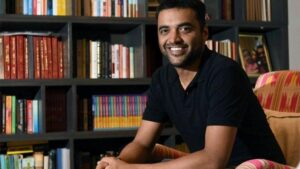 Founder Deependra Goyal joins Super Rich people after Zomato listing, know his net worth