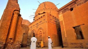 Mosque of Ivory Coast - Traders from Sudan came to the West African country in the 17th and 19th centuries. Who built mosques on the Ivory Coast as a symbol of Islamic architecture (Mosques on the Ivory Coast). Now eight mosques made of clay have been included in the World Heritage List. (Photo: Twitter)