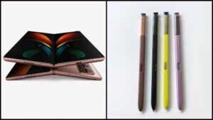 Galaxy Z Fold 3 and Galaxy Z Flip 3 smartphones will be launched with S-Pen, company revealed