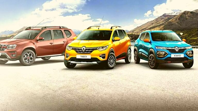 Get up to Rs.65,000 off on Renault cars, hurry up!  Only till 31st July