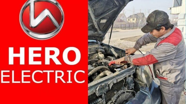 Hero Electric will invest 700 crores by 2025 and will set up a plant with a capacity of 10 lakh units
