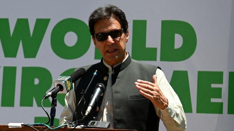 Imran Khan targets PM Modi and RSS in PoK election rally, calls himself 'brand ambassador' of Kashmiris