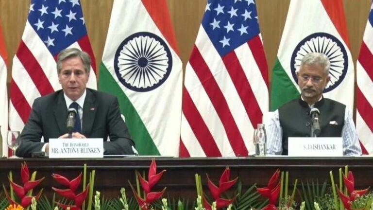 India exposed Pakistan's 'dirty game' in Afghanistan in front of America, Jaishankar-Blinken looked like friends