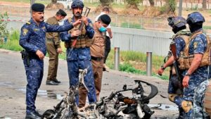 Iraq: Terrorists fired indiscriminately on people who went to attend funeral, eight killed