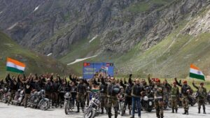 Jawa Motorcycles join hands with Indian Army on Kargil Vijay Diwas, 75 motorcycles pay tribute to martyrs