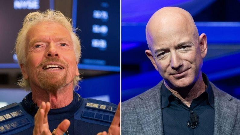 Jeff Bezos and Richard Branson felt 'shock', US government said - 'Both billionaires are not astronauts', citing space travel rules