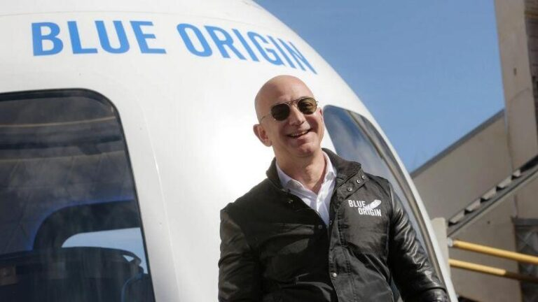Jeff Bezos trip to space: Why is Blue Origin's New Shepherd launching on 'July 20'?  Know 10 important things related to Bezos's space trip