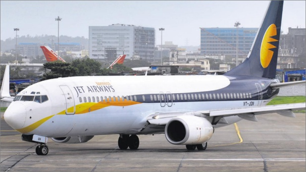 Jet Airways employees' arrears of salary entangled, plan to settle in 23 thousand instead of lakhs, union protested