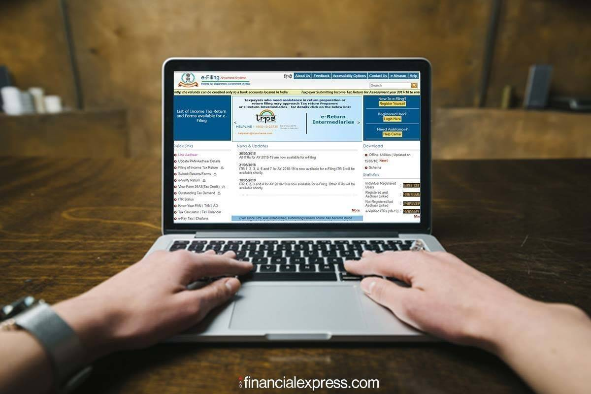 how to generate static password in income tax new portal know here in details