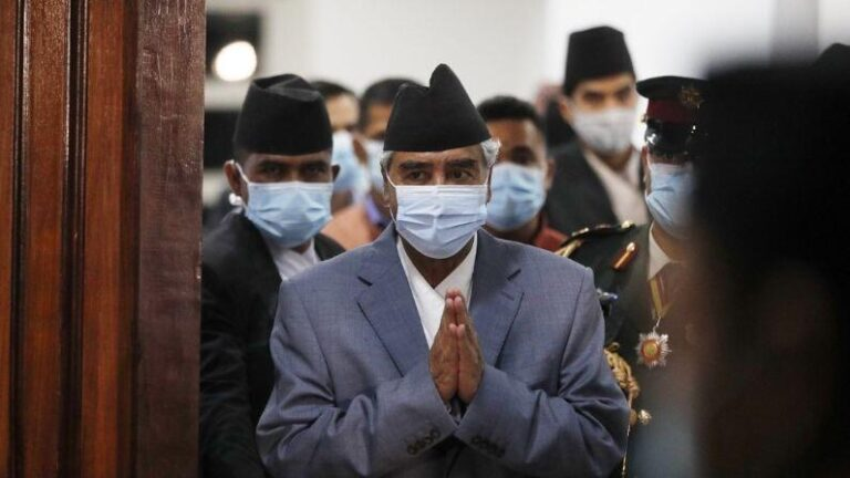 Nepal: India and America congratulated Sher Bahadur Deuba, became Prime Minister of Nepal for the record fifth time