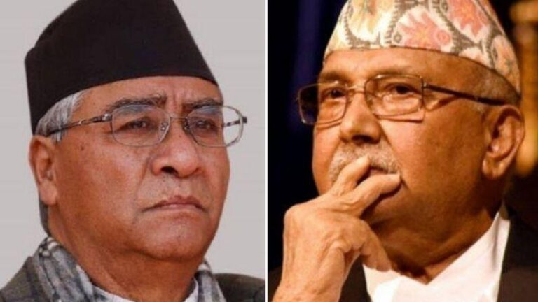 Nepal's newly appointed Prime Minister Sher Bahadur Deuba will face trust vote today, MPs of former PM KP Sharma Oli will not support